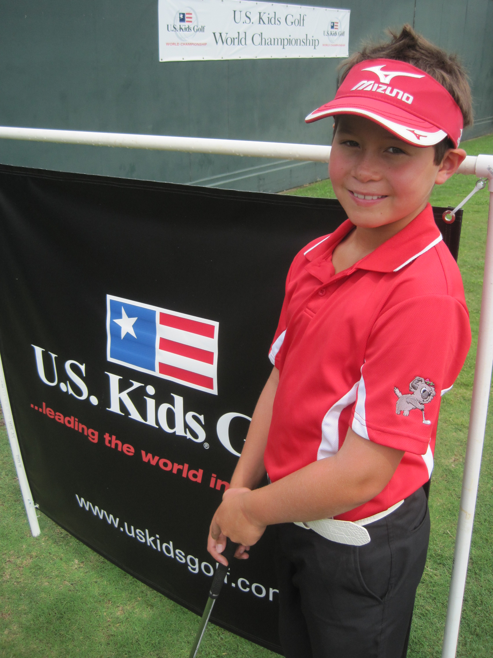 Pinehurst U.S. Kids Karl Vilips