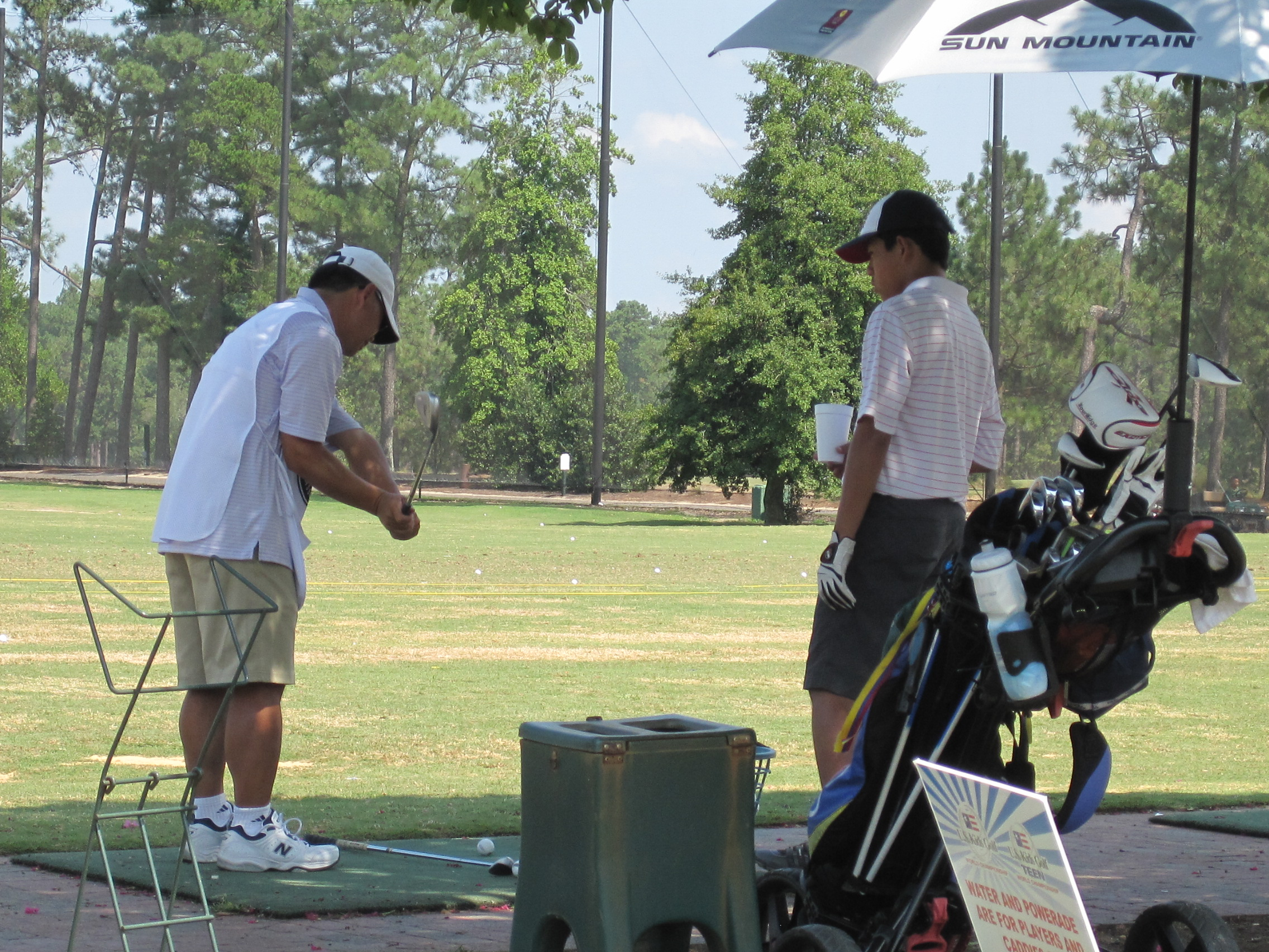Pinehurst U.S. Kids Father Son