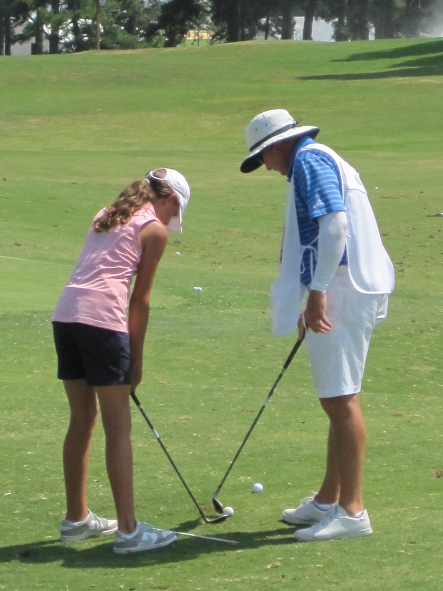 Pinehurst U.S. Kids Father Daughter