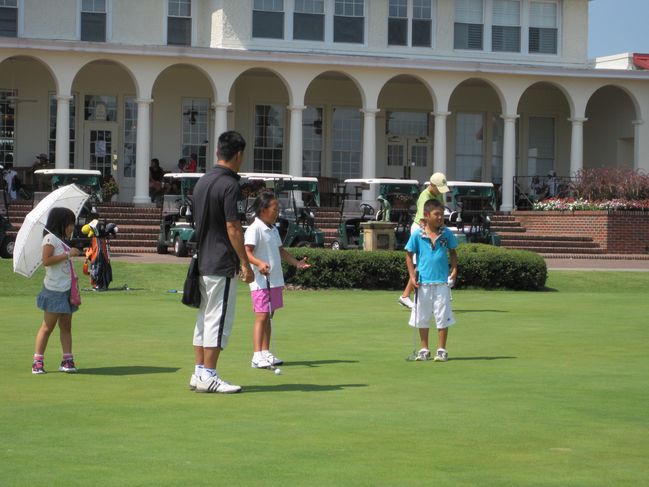 Pinehurst U.S. Kids Family