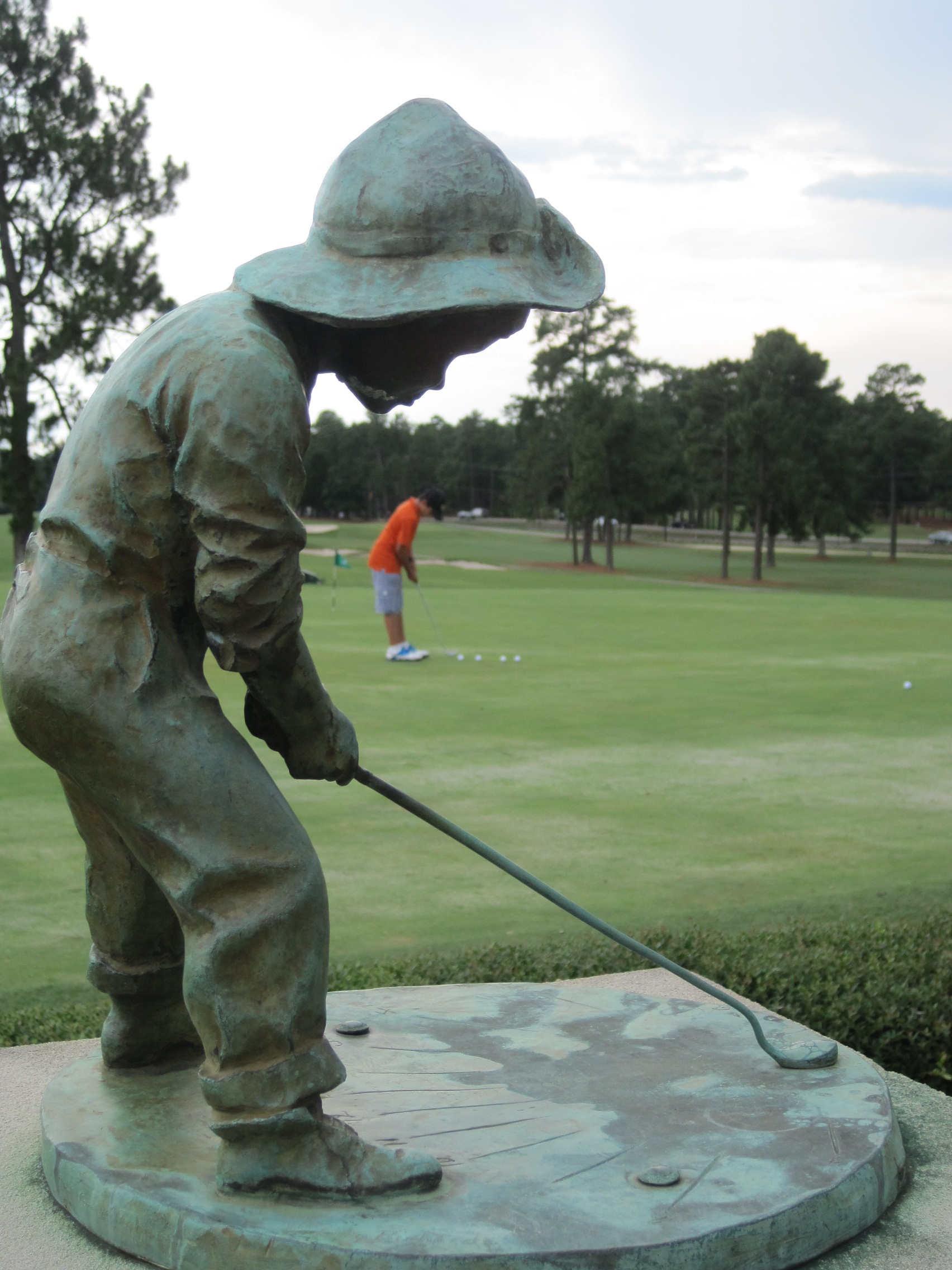 Pinehurst Putter Boy U.S. Kids