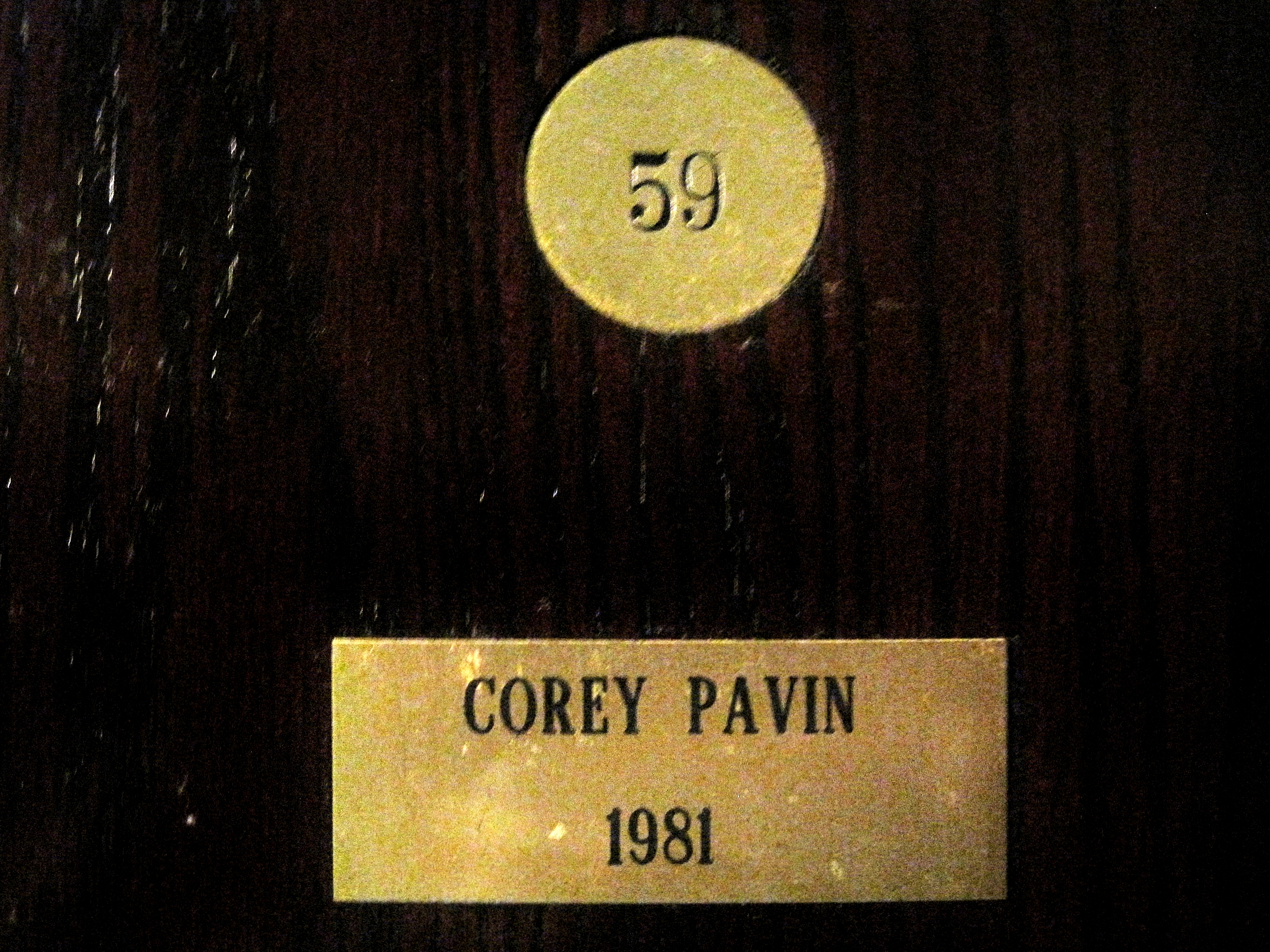 Corey Pavin North and South Pinehurst