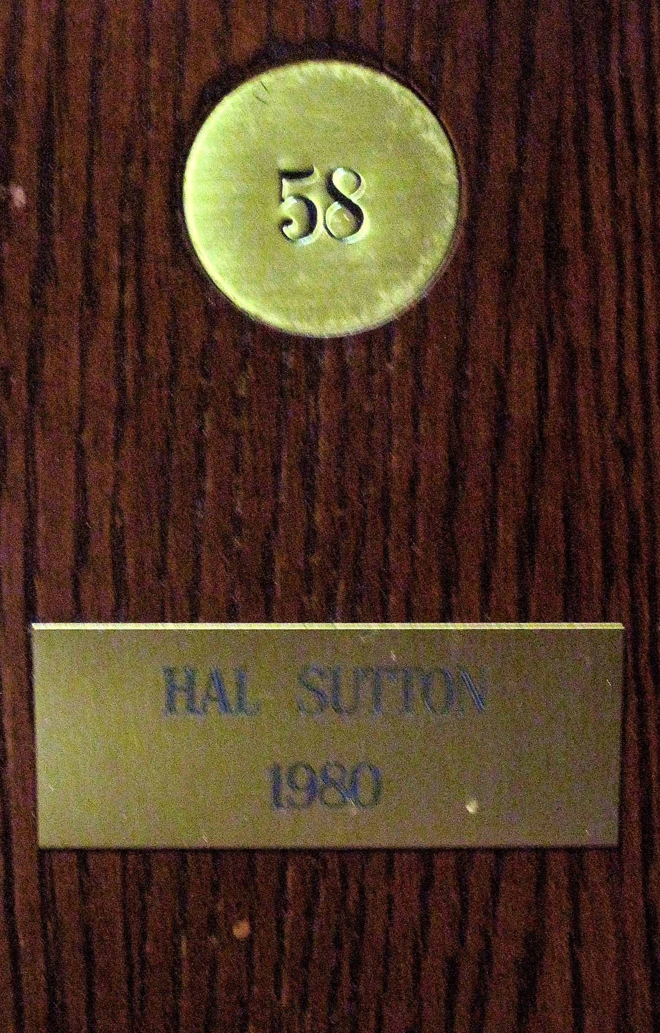 Hal Sutton North and South Pinehurst