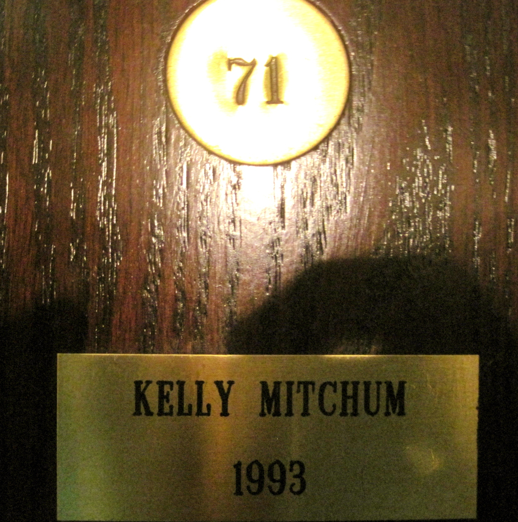 Kelly Mitchum North and South Pinehurst