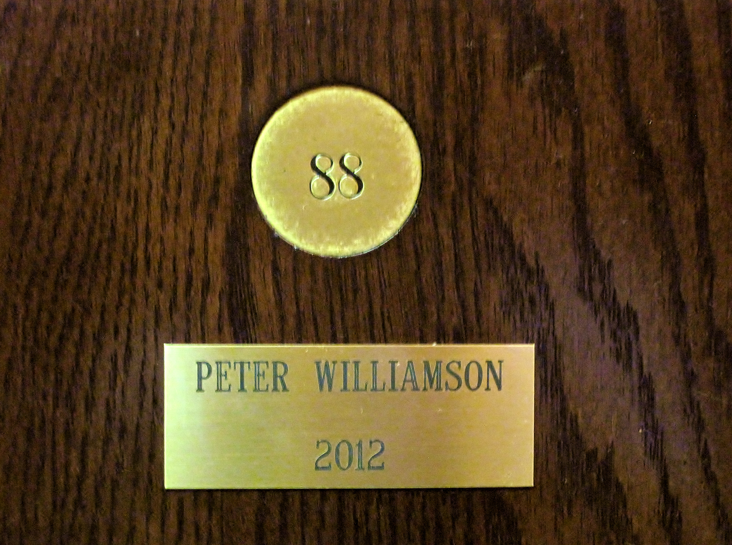 Peter Williamson North and South