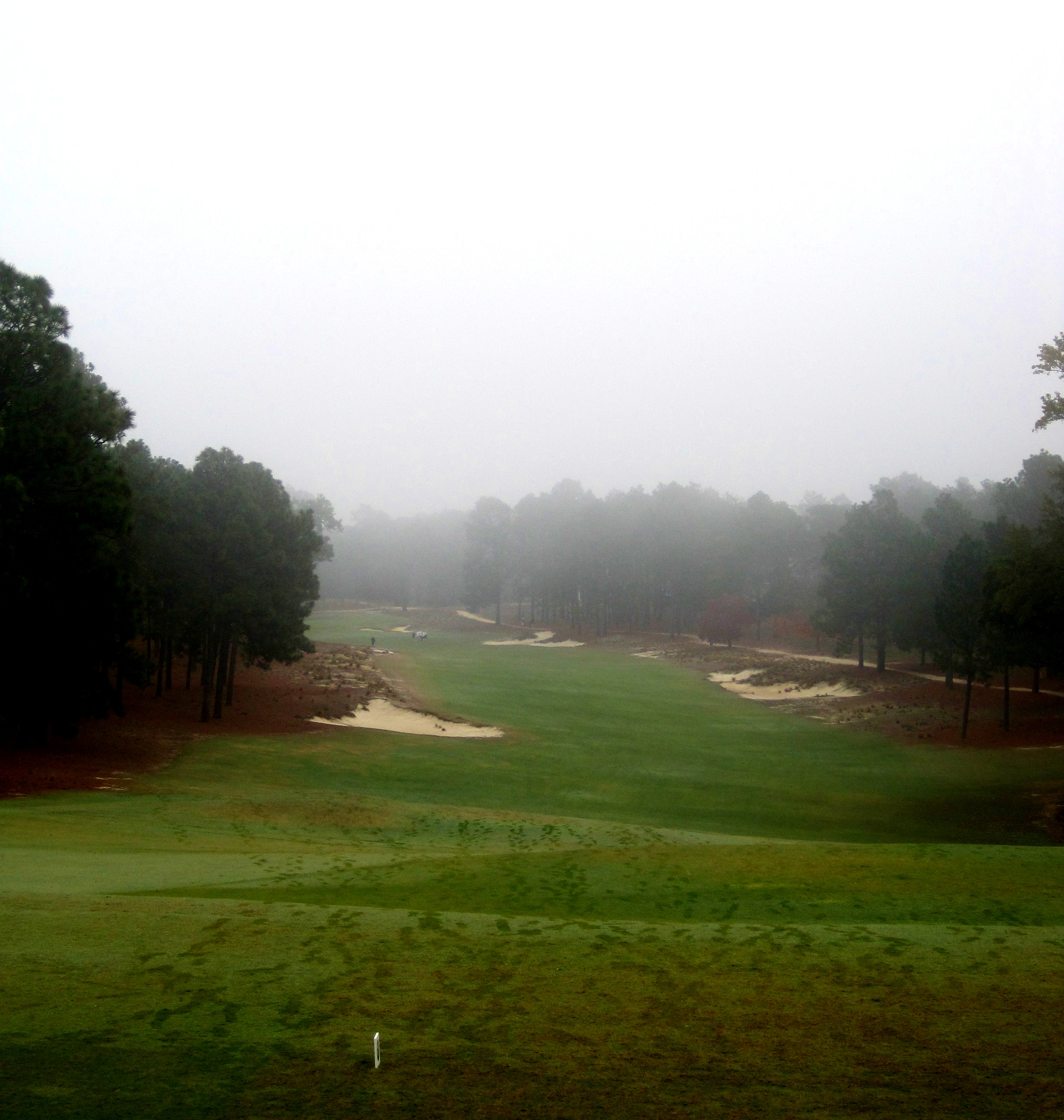 Fourth Tee, Pinehurst No. 2