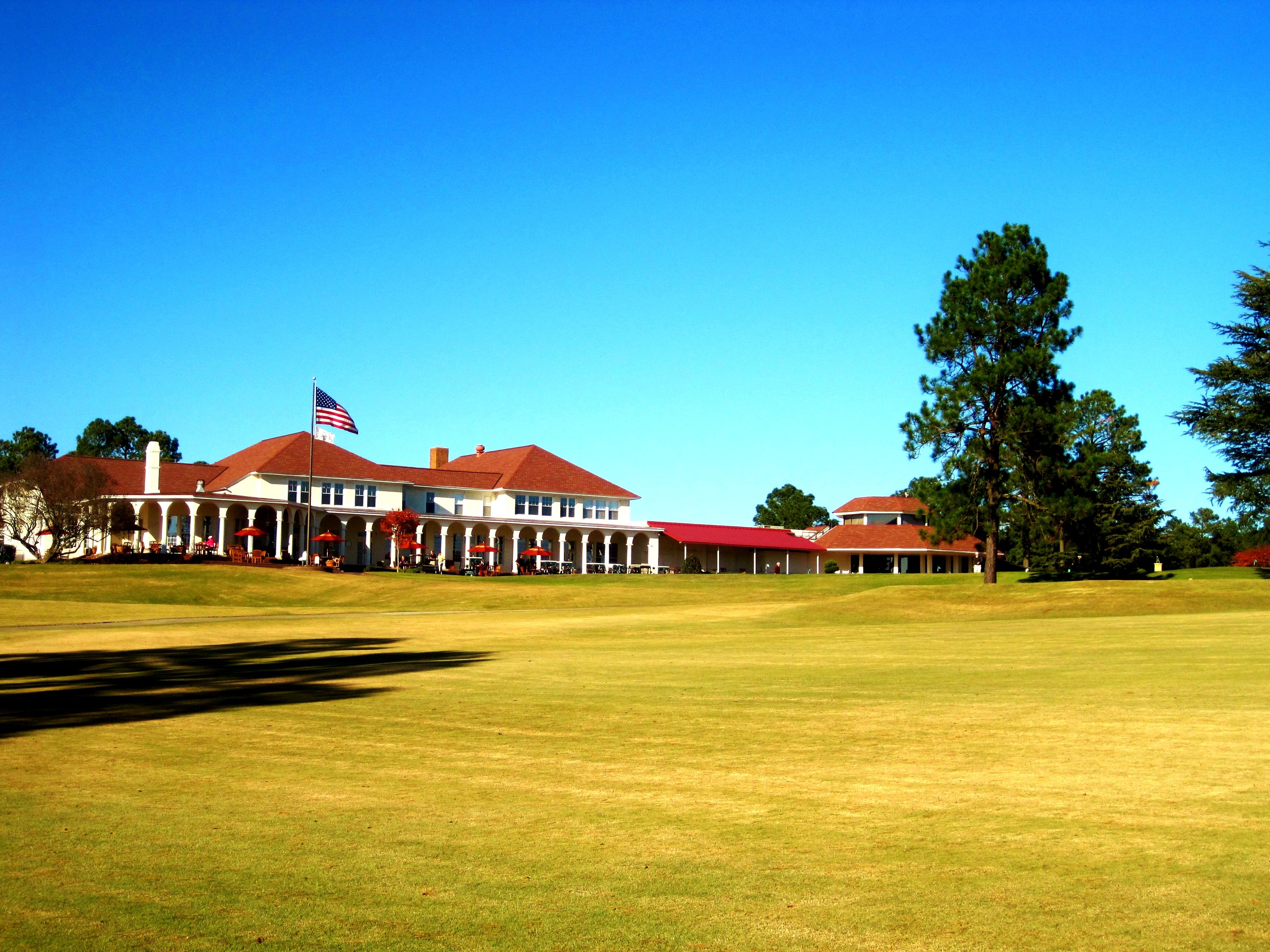 Friday, Nov. 9, 2012 at Pinehurst