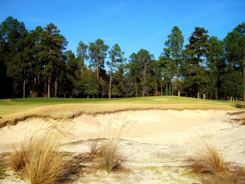 Pinehurst No. 2, 2nd hole