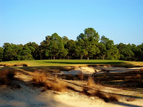Pinehurst No. 2, 3rd hole