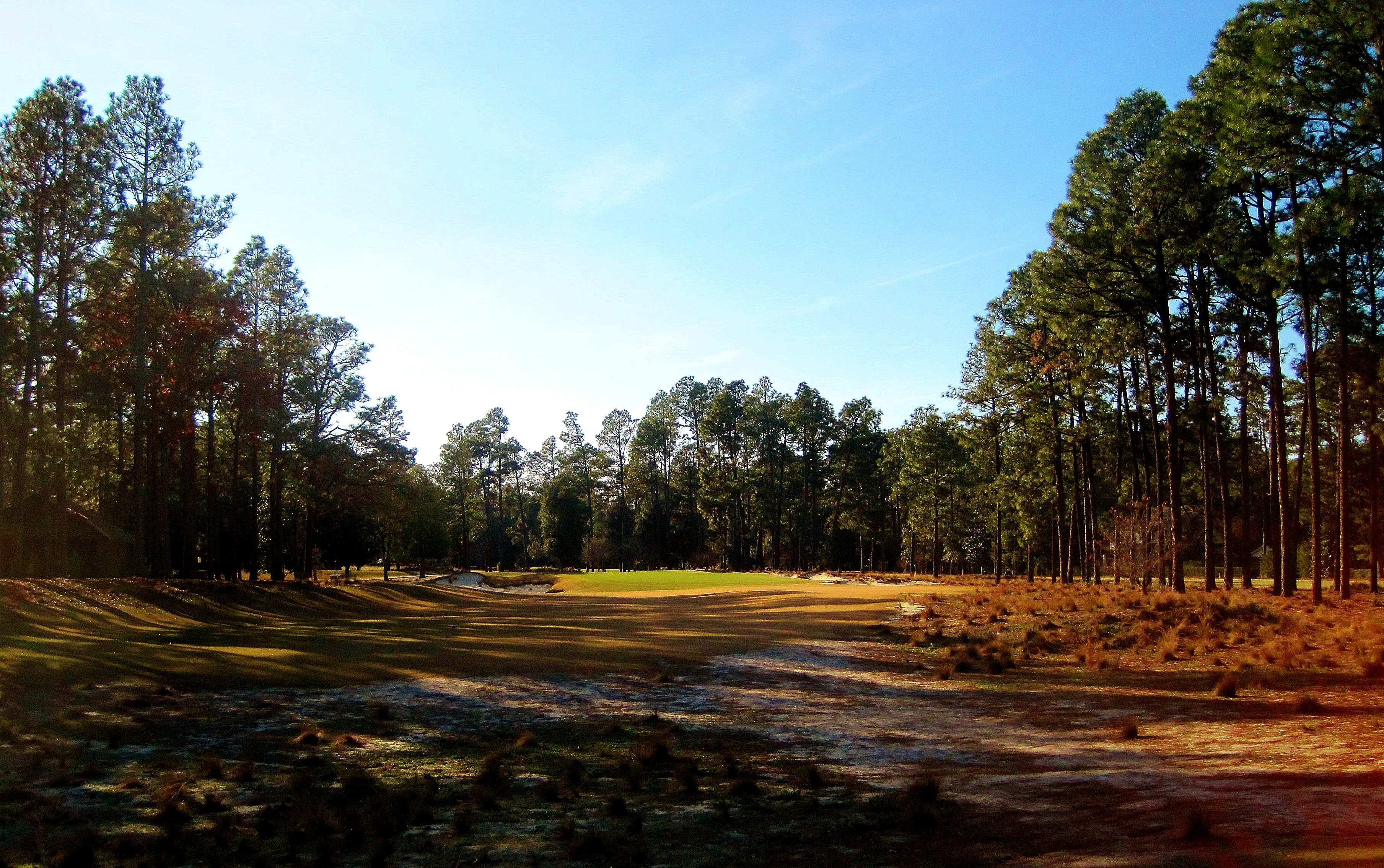 Pinehurst No. 2, 6th hole
