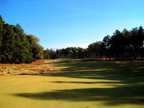 Pinehurst No. 2, 8th hole