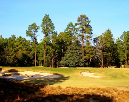 Pinehurst No. 2, 9th hole