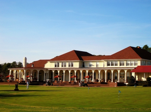 The Resort Club at Pinehurst.