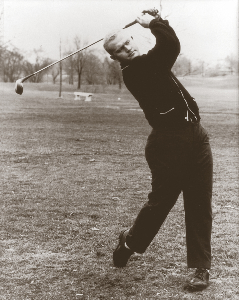Jack Nicklaus won the 1959 North and South Amateur a few weeks before claiming the U.S. Amateur. It was the start of a storied history with Pinehurst.