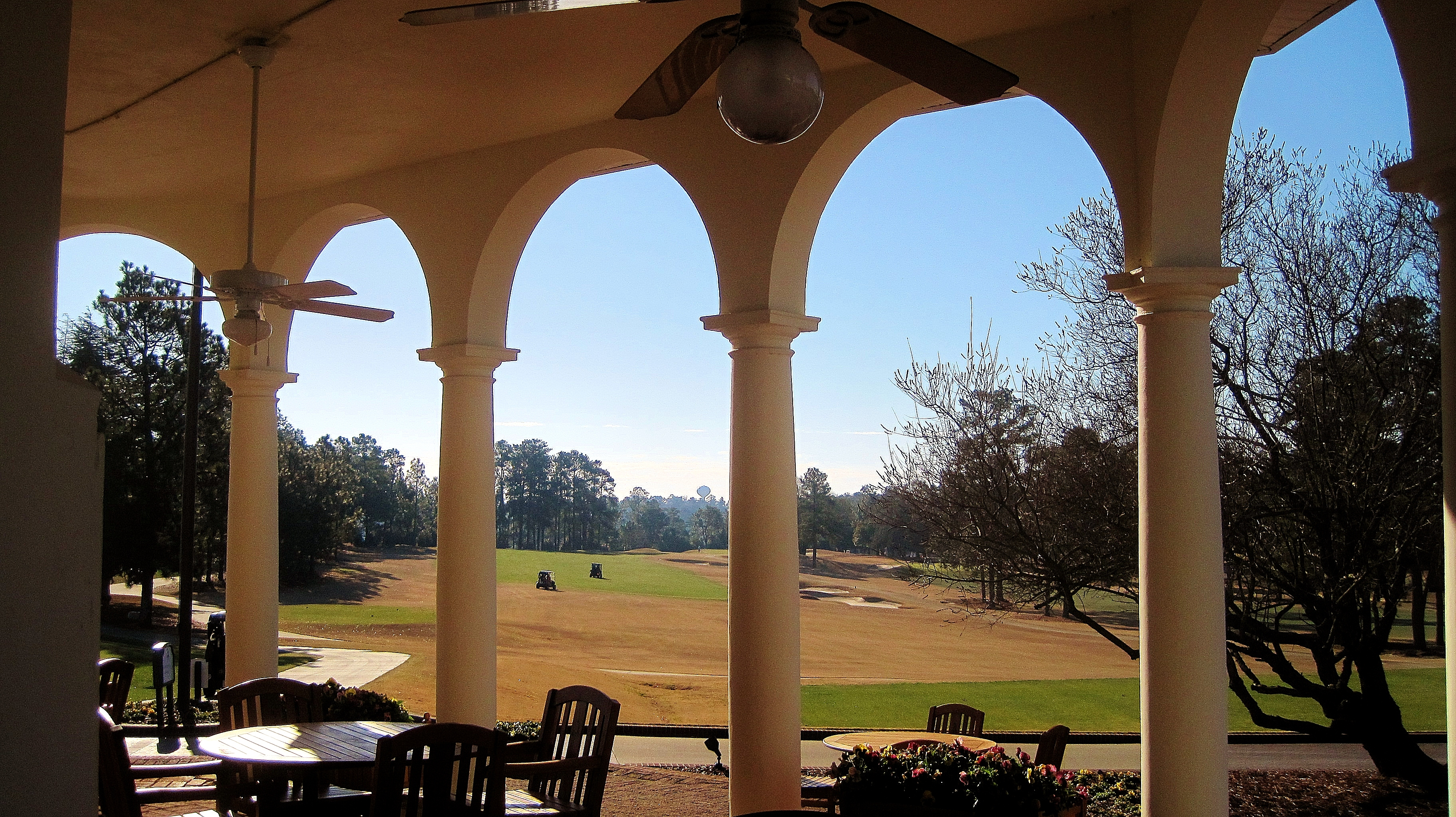 Pinehurst No. 5, 1st Hole