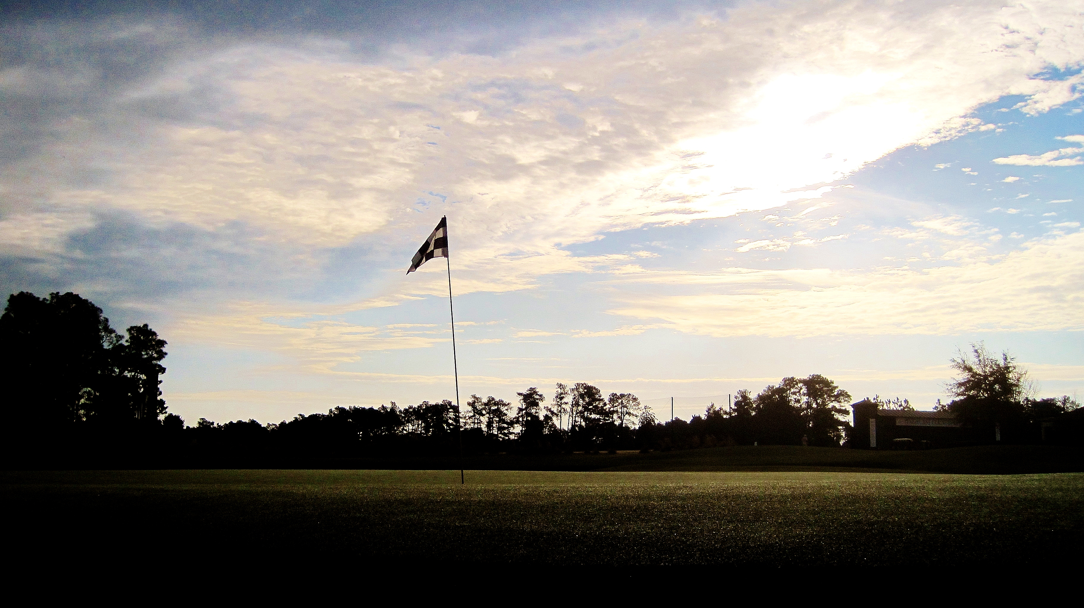 18th Hole, Pinehurst No. 2