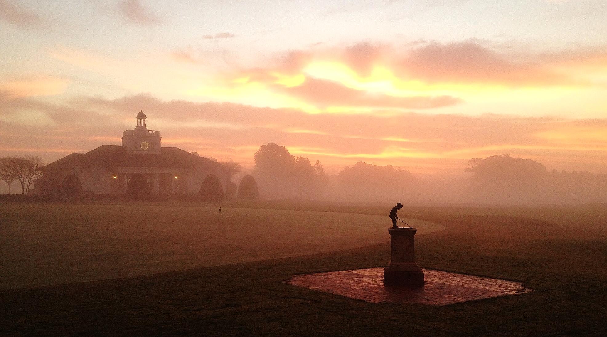 Pinehurst Sunrise