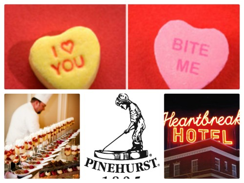 The Pinehurst Resort Valentine's Day Contest