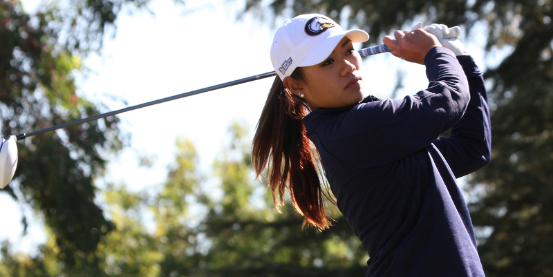 UC Davis's Demi Runas advanced to the 111th North & South semifinals at Pinehurst Resort.