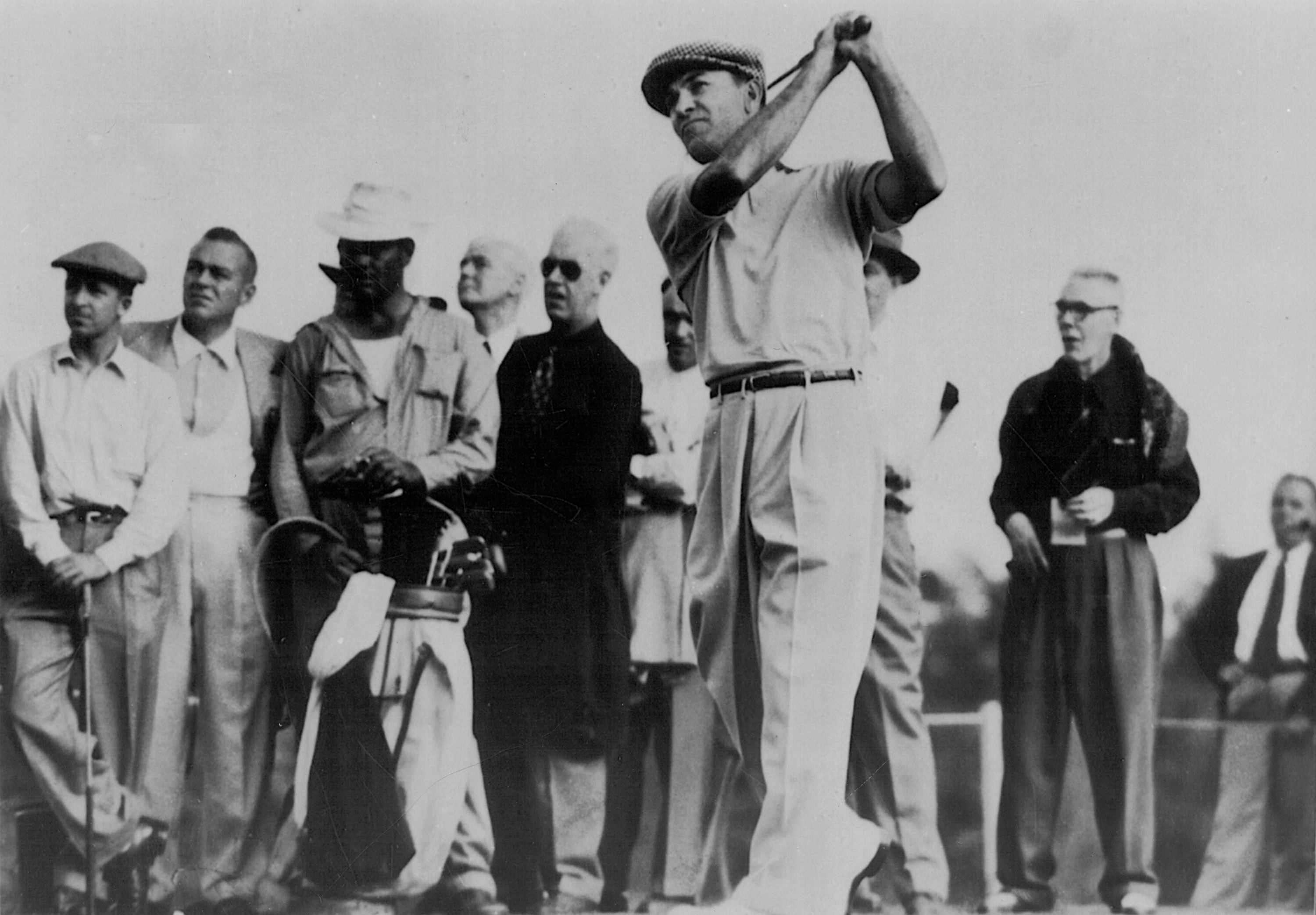 After toiling on tour for seven years without a victory, Ben Hogan finally broke through at the 1940 North & South Open at Pinehurst. The rest - as they say - is history.