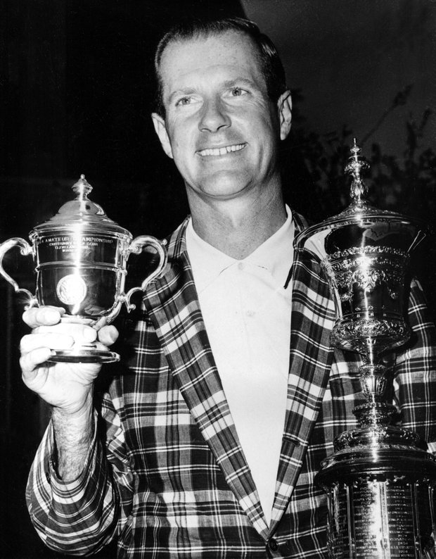 Bill Campbell, who won the 1964 U.S. Amateur, won his first and fourth North & South Amateur championships a staggering 17 years apart - the longest span between championships in the Amateur's history.